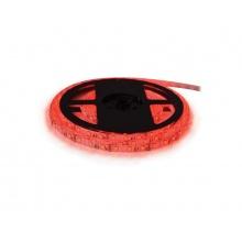 LED pásek 12V 3528  60LED/m IP20 max. 4.8W/m červená, magnetický (cívka 5m)