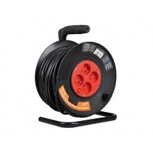 Prodlužovací kabel na bubnu - 4 zásuvky 25m SENCOR SPC 50