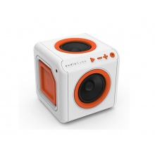 Reproduktor Bluetooth AUDIOCUBE PORTABLE WHITE