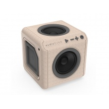 Reproduktor Bluetooth AudioCube Portable Wood