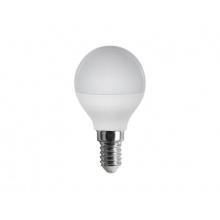 Žárovka LED E14  5W G45 bílá teplá RETLUX RLL 273