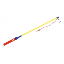 Hůlka k lampionu TEDDIES svítící 50 cm