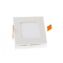 LED panel V-TAC VT-607SQ 4500K 6W