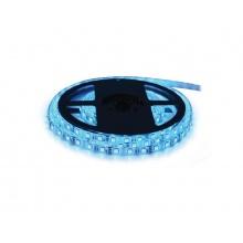 LED pásek 12V 5050  60LED/m IP20 max. 14.4W/m modrá, magnetický (cívka 5m)