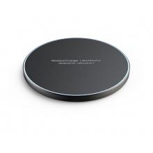 Nabíječka Allocacoc Wireless Charger Aluminium bezdrátová
