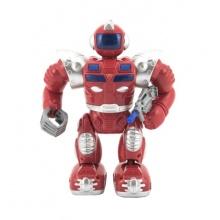 Robot TEDDIES chodící se zvukem a světlem 23 cm