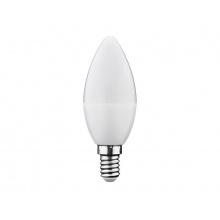 Žárovka LED E14  6W C37 bílá přírodní Geti SAMSUNG čip