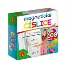 Dětské magnetické číslice na lednici PEXI 100ks