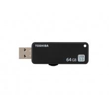 Flash disk TOSHIBA USB 3.0 Pendrive 64GB černá