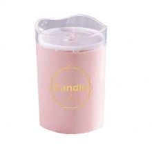 Aroma difuzér CANDLE pink