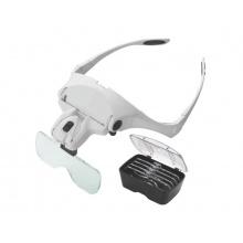 Brýle s lupou HADEX P336C