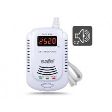 Detektor hořlavých plynů SAFE 808L