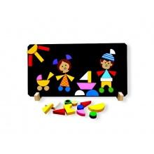 Dětské magnetické puzzle DETOA Děti