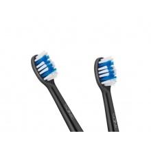 Hlavice pro zubní kartáčky TEESA SONIC BLACK tvrdé