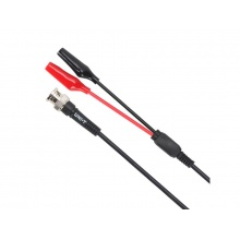 Kabel UNI-T UT-L02 BNC/ krokosvorka