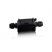 Spojka kabelová V-TAC VT-7224 černá
