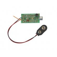 Stavebnice TIPA PT015 Bezdrátový mikrofon miniaturní SMD