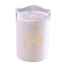 Aroma difuzér CANDLE white