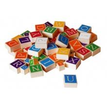 Dětská abeceda DETOA dřevěná