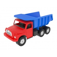 Dětské nákladní auto DINO TATRA 148 RED 30 cm