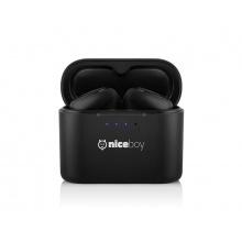 Sluchátka do uší NICEBOY HIVE PODSIE bluetooth černé