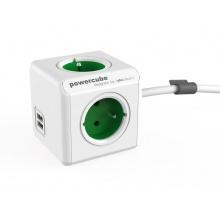 PowerCube Extended USB Green