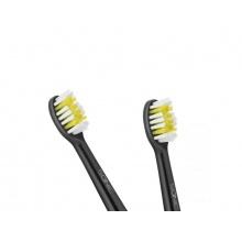 Hlavice pro zubní kartáčky TEESA SONIC BLACK měkké