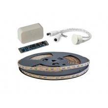 LED pásek sada 20m 12V 5050 60LED/m IP20 max. 14,4W/m bílá teplá extra, gold + TD308 + MC310