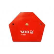 Magnetický úhelník ke svařování YATO YT-0867 34kg