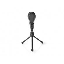 Mikrofon NEDIS MICTU100BK se stojanem