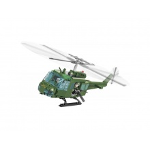Stavebnice COBI 2232 Small Army Air Cavalry UH, 410 k, 2 f