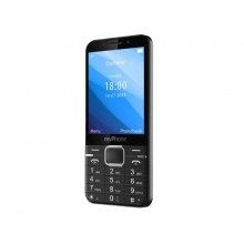 Telefon MYPHONE UP BLACK