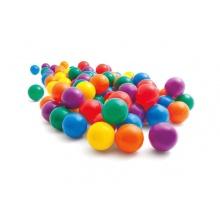 Dětské míčky do hracích koutů TEDDIES 100ks