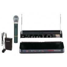 Mikrofon bezdrátový WR202R+VXM286+WT203P sada