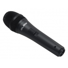 Mikrofon drátový BLOW PRM 319 BLACK