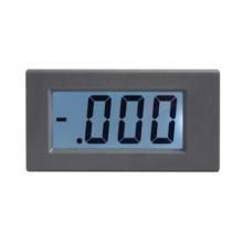 Panelové měřidlo 5A WPB5035-DC ampérmetr panelový digitální