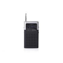 Rádio NEDIS RDFM1100GY BLACK/GREY