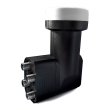 Satelitní konvertor GT-SAT GT-QT40M Quattro LNB s filtrem 4G LTE