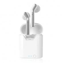 Sluchátka Bluetooth TWS H17T bílá