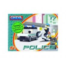 Stavebnice CHEVA 17 policejní hlídka