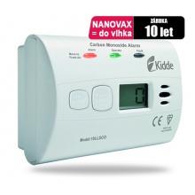 Detektor plynu KIDDE 10LLDCO oxid uhelnatý