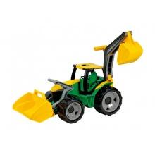 Dětský traktor LENA GREEN 65 cm