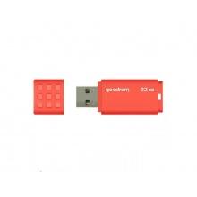 Flash disk GOODRAM USB 3.0 32GB oranžová