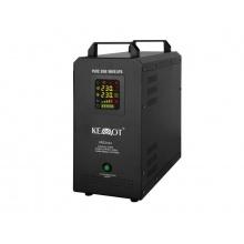 Zdroj záložní KEMOT PROsinus 500W 12V vestavěná baterie