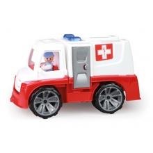 Dětská sanitka TEDDIES TRUXX 29 cm