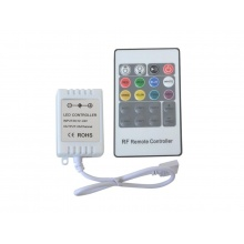 Ovladač pro LED pásek RGB RF