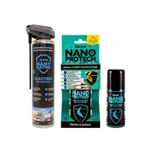 Sprej antikorozní NANOPROTECH ELECTRIC 150 ml