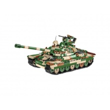 Stavebnice COBI 3040 WOT IS-7 Granite, 844 k, 1 f