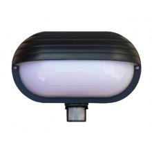 Svítidlo nástěnné s čidlem pohybu Oval PIR-Micro STARLUX 60W