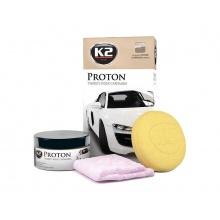 Tvrdý vosk karnauba K2 PROTON 200g